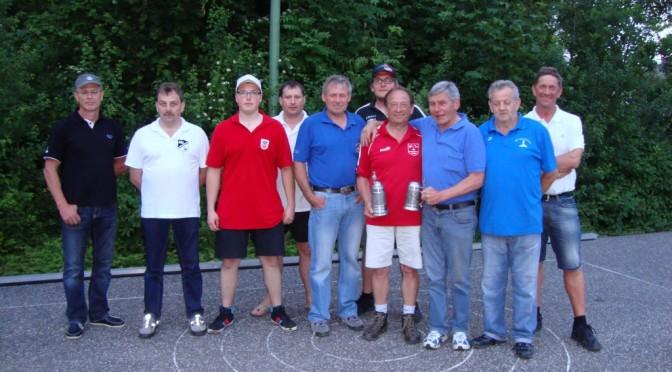 Pokalturnier SC Wallersdorf 2013
