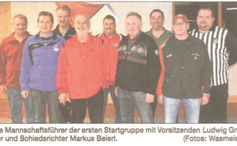 Frühjahrsturnier in Haunersdorf