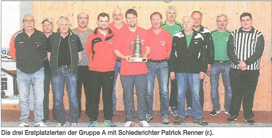 Kreispokal in Frauenbiburg